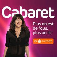 Cabaret - Plus on est de fous, plus on lit! - ici-première - radio-canada